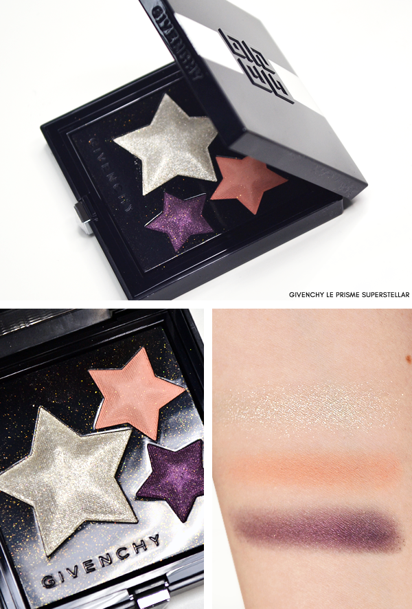 Givenchy Le Prisme Superstellar - Superstellar Makeup Look