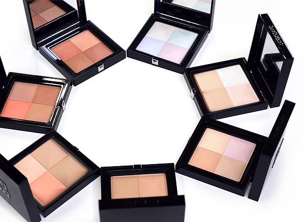Givenchy Prisme Visage Silky Face Powder Quartet Banner#