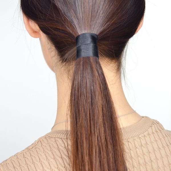 Low Ponytail - Ceryn - Autumn Beauty Trends