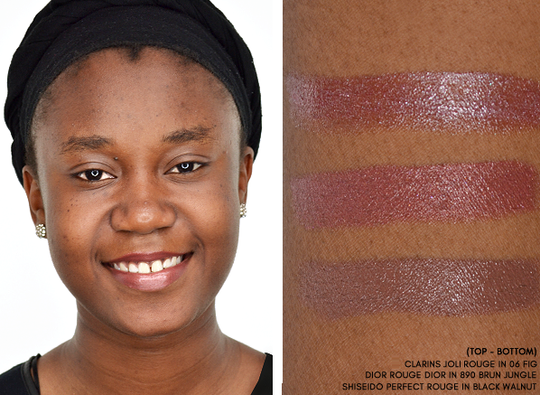 Nude Lipstick - Dark Skin - Favour