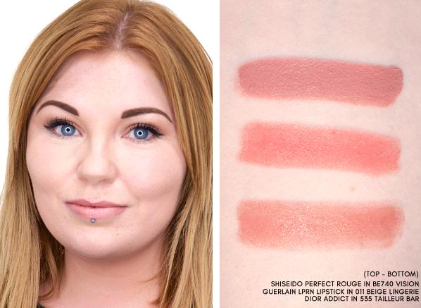 Nude Lipstick - Fair Skin - Nikki