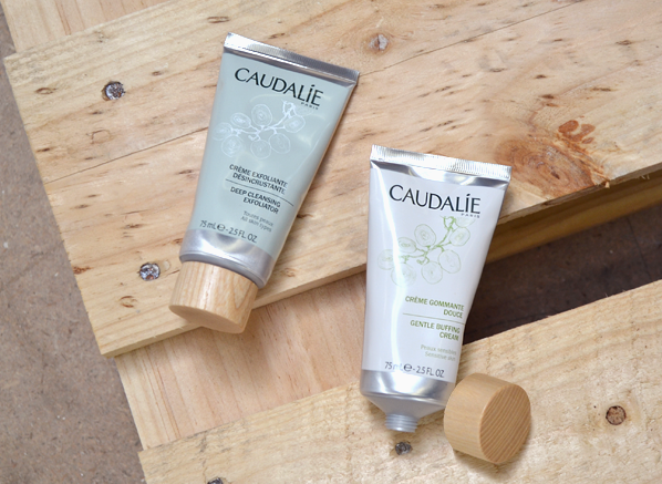 The Caudalie Exfoliator Duo