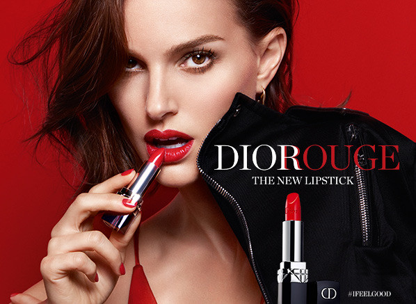 Dior Rouge Lipstick Swatches - Escentual's Blog