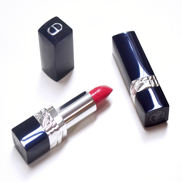 c542ddfd Dior Rouge Lipstick Swatches - Escentual's Beauty Buzz