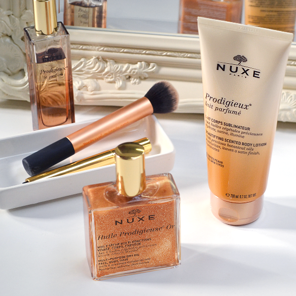 Glow With Nuxe - Body