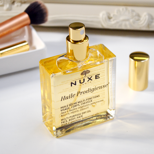 Glow With Nuxe - Hair