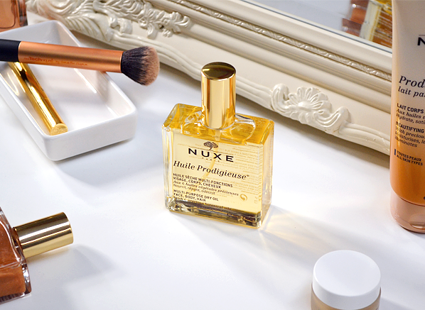 Glow All Over With Nuxe