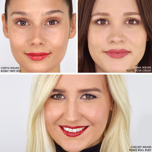 Shiseido Rouge Rouge - Beauty Team