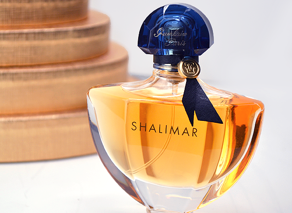 Guerlain Shalimar - The History of Shalimar - Stylised