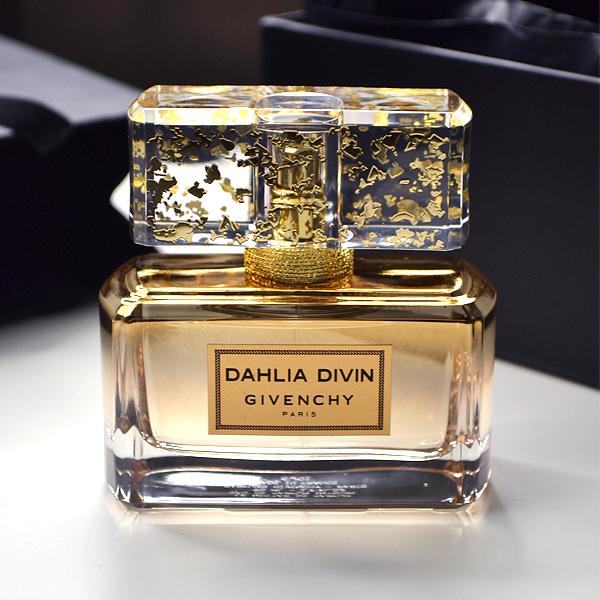 Givenchy Fragrance Dahlia Divin