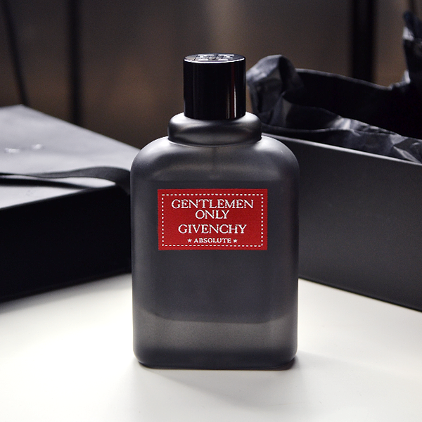 Givenchy Fragrance Gentlemen Only Absolute
