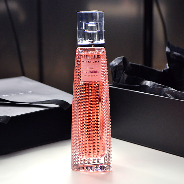 Givenchy Fragrance Live Irresistible