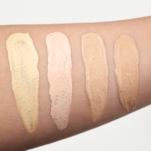 Givenchy Teint Couture Cushion Swatches