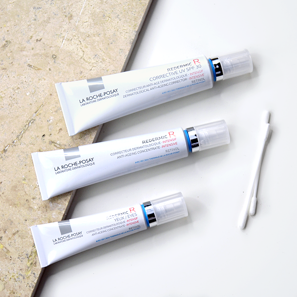 La Roche-Posay Redermic R Collection