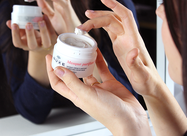 Nuxe Clarifying Cream-Mask with Roses