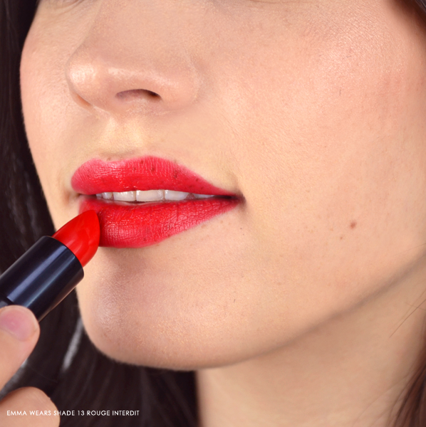 Givenchy Rouge Interdit Lipstick in 13 Rouge Interdit