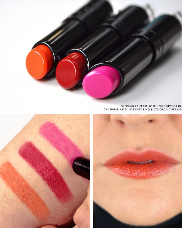 be4fc598fc2 NEW! Guerlain La Petite Robe Noire Makeup - Escentual s Beauty Buzz