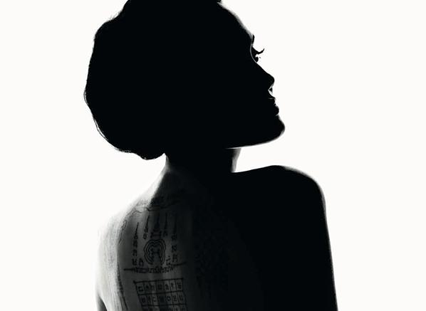 Mon Guerlain: Angelina Jolie
