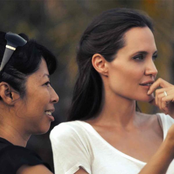 Guerlain Mon Guerlain Angelina Jolie Escentuals Beauty Buzz