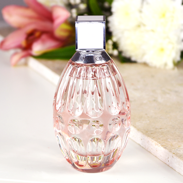 Jimmy Choo L'Eau Eau de Toilette - Modern Romance - The New Fragrances To Fall For