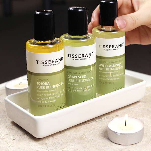 Tissserand Pure Blending Oils - Cocktail Your Way To A Perfect Massage
