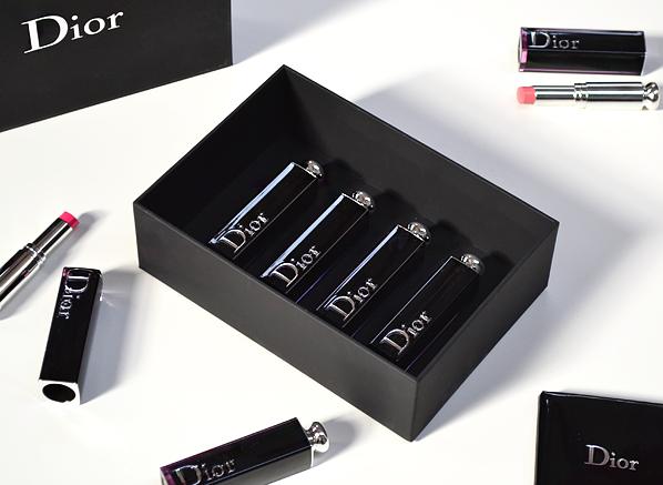 Dior Addict Lacquer Stick Swatches