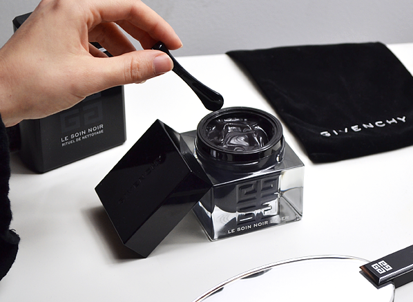 Black Magic with Givenchy Le Soin Noir