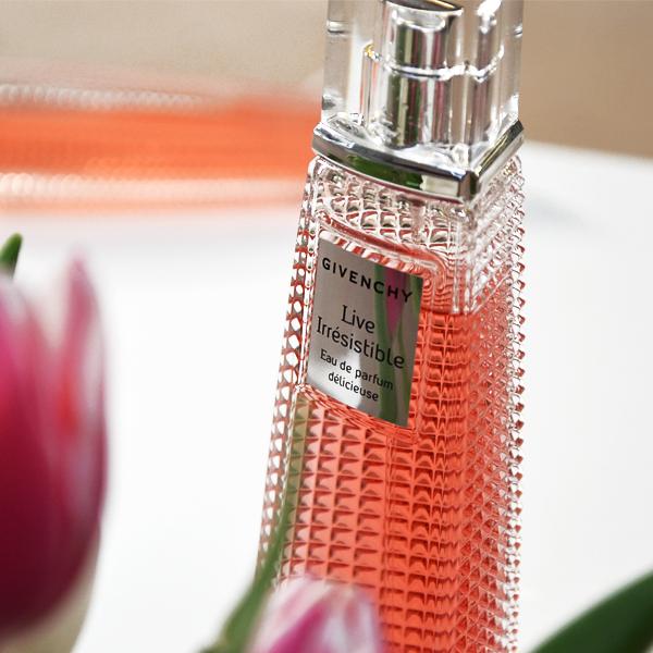 Givenchy Live Irresistible Eau de Parfum Delicieuse