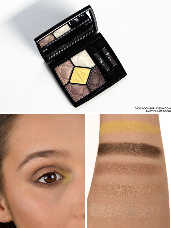 Dior 5 Couleurs Eyeshadow Palette in 557 Focus
