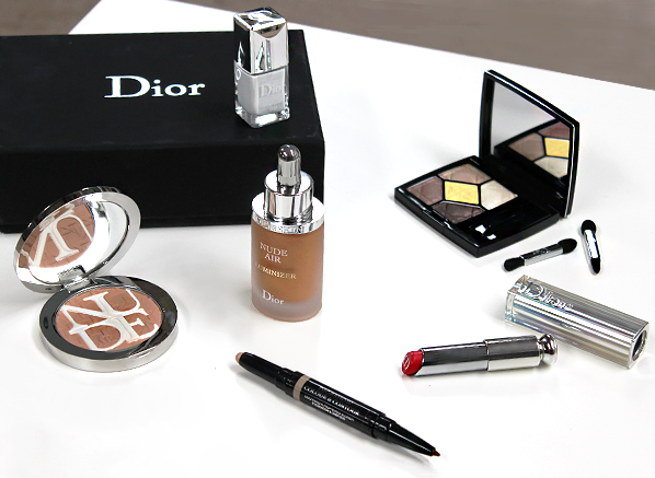 Dior Care & Dare Summer Makeup...