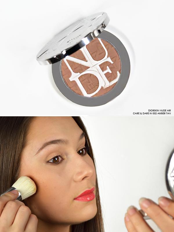 Diorskin Nude Air Care & Dare in 002 Amber Tan