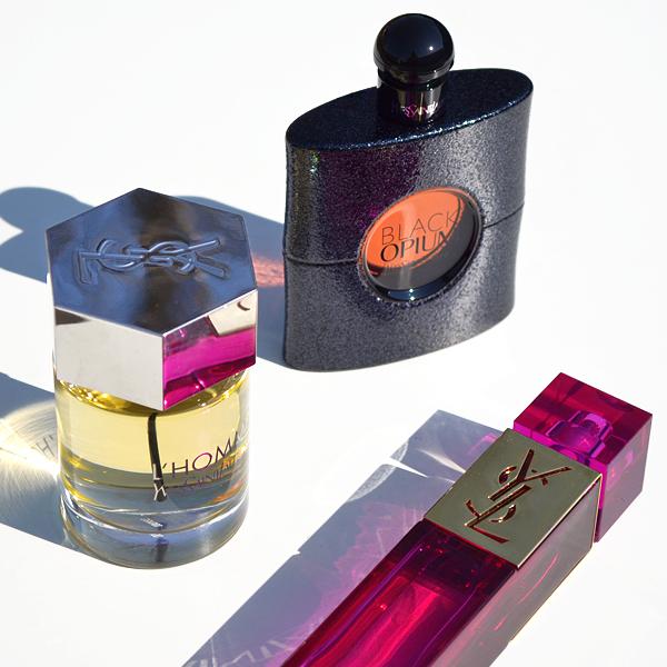 YSL Modern Classics - Elle, L'Homme, Black Opium