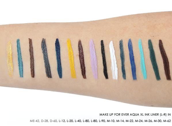 MAKE UP FOR EVER Aqua XL Ink Liner