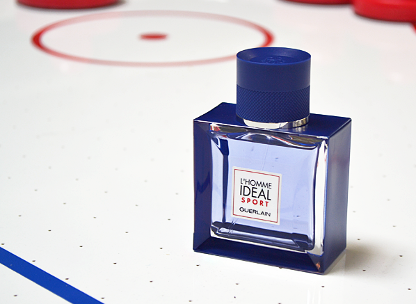 Guerlain L'Homme Ideal Sport Main Banner Visual