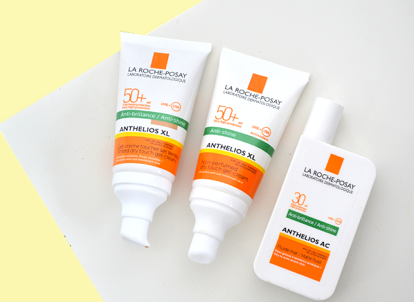 La+Roche-Posay+Anthelios+Anti-Shine Products