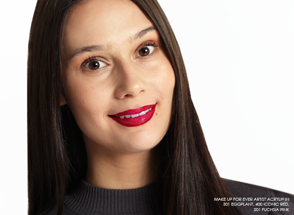 MAKE UP FOR EVER Artist Acrylip Get The Jessie J x MAKE UP FOR EVER LOOK