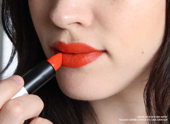 MAKE UP FOR EVER Artist Rouge Lipstick in C304 Orange
