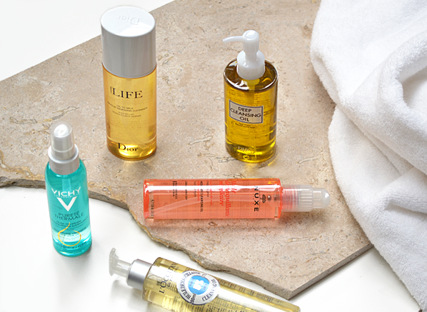 Our 5 Favourite Cleansing Oils