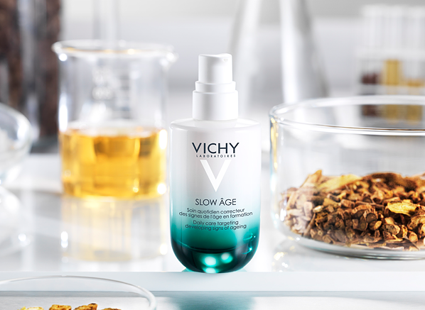 Vichy Slow Âge Daily Care Fluid SPF25