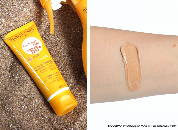 Bioderma Photoderm Max Tinted Cream SPF50+ Photo & Swatch