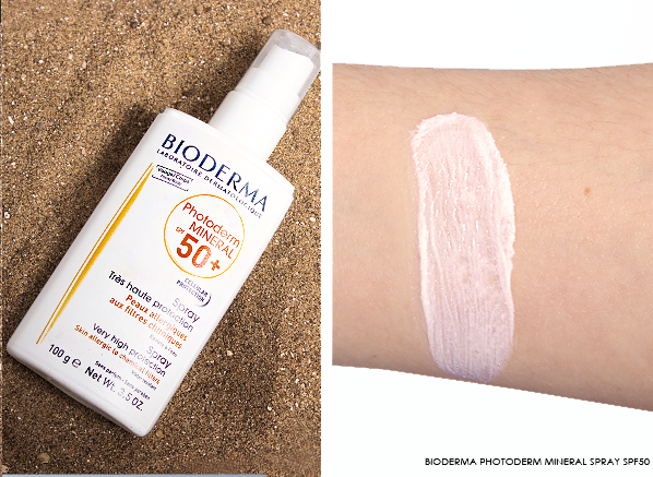 Bioderma Photoderm Mineral SPF 50+ Photo & Swatch