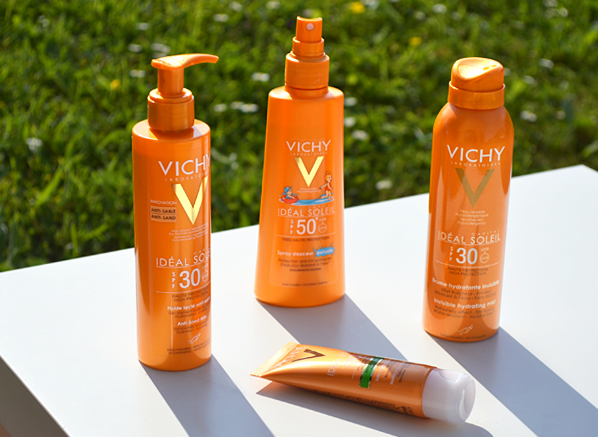 Protect The Entire Family with Vichy...