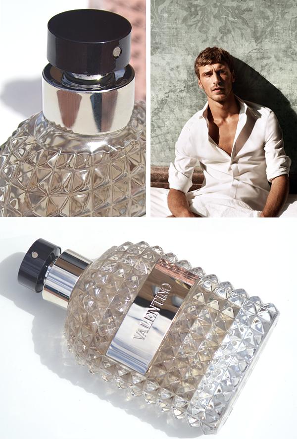 Valentino Uomo Acqua Eau de Toilette Bottle Shot