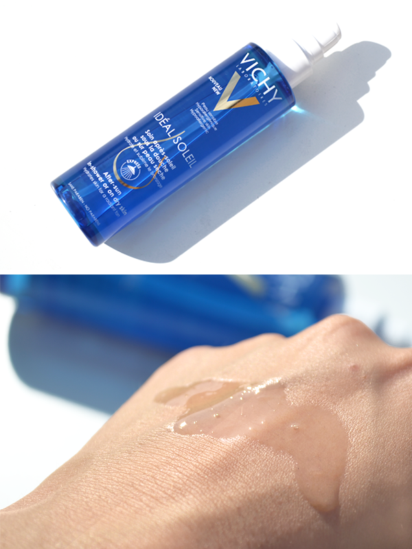 Vichy Ideal Soleil After Sun - In Shower or On Dry Skin