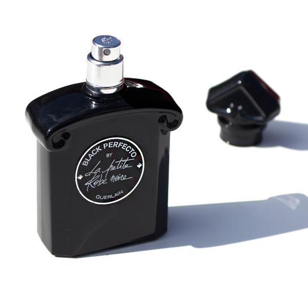 Petite Guerlain La Escentual's Noire Perfecto Black Robe Review deoWxBQrC