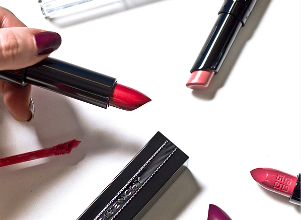 National Lipstick Day with Shiseido, Guerlain, Givenchy, Laura Geller, MAKE UP FOR EVER
