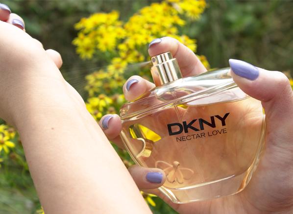 DKNY Nectar Love Eau de Parfum Main Banner Visual