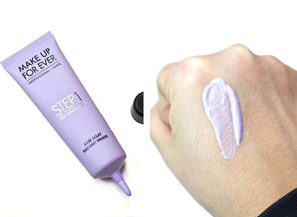 Escentual-Beauty-Team-Favourites-August-2017-MAKE-UP-FOR-EVER-Mauve-Radiant-Primer Swatch
