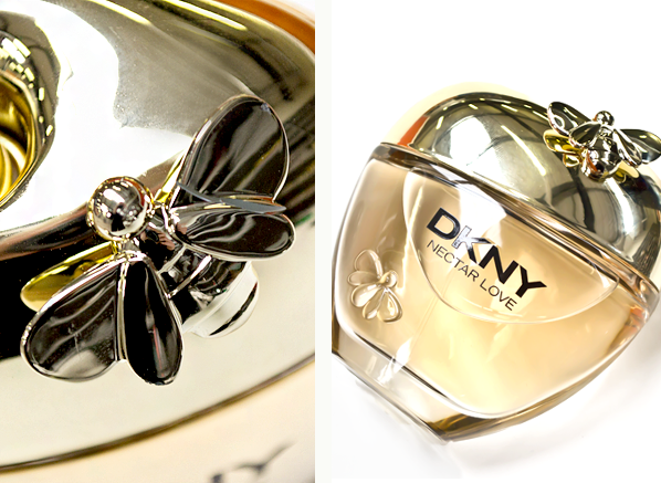DKNY Nectar Love Bottle Bottle Close Up Image