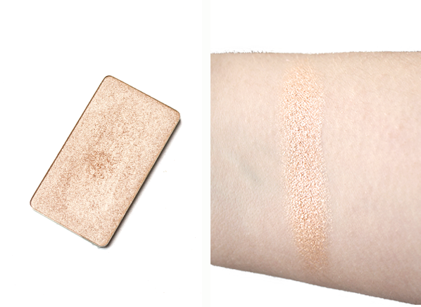 MAKE UP FOR EVER Artist Face Color - Shimmery Highlighter Shade in H106 Product Swatch